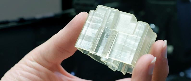 Prototypenbau mittels 3D-Druck-Technologie
