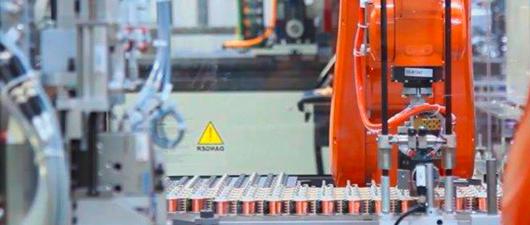 PRÜFREX – Erste automatisierte Fertigung